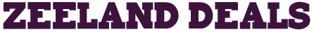 Zeeland Deals Logo